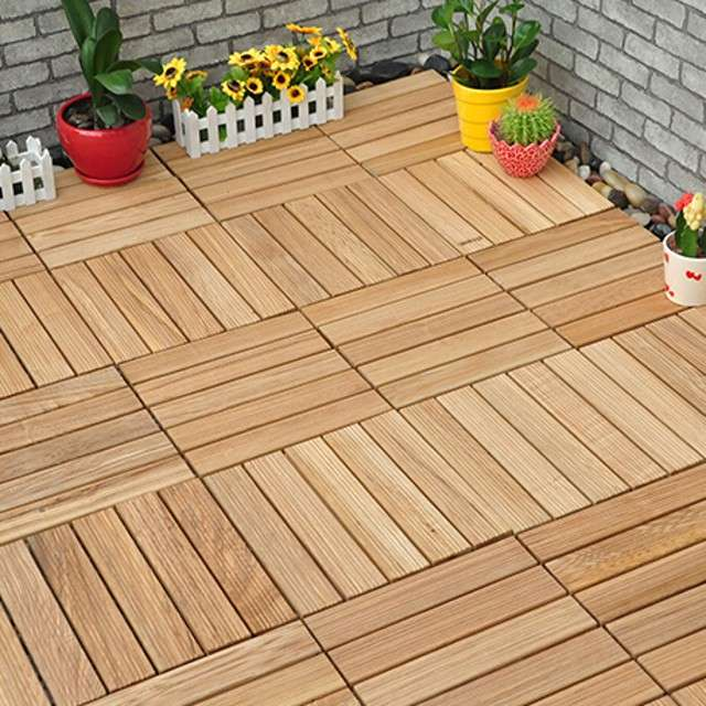 Solid Timber Decking Manufacturers