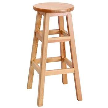 Solid Wood Bar Chair Manufacturers