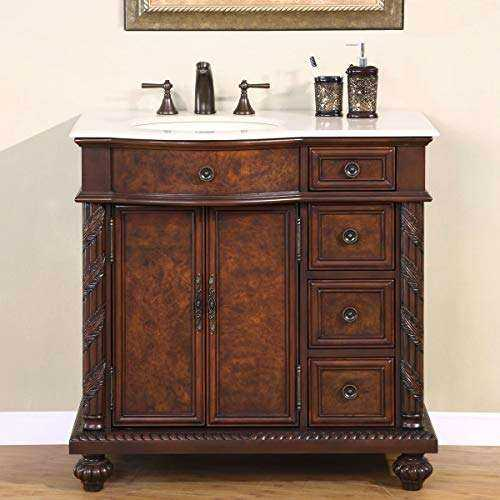 Solid Wood Bath Vanity Manufacturers