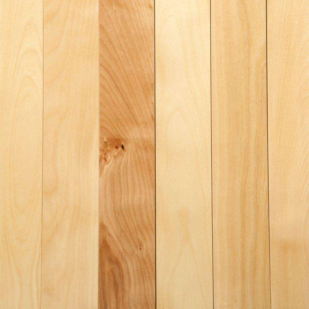 Solid Wood Birch Flooring Manufacturers
