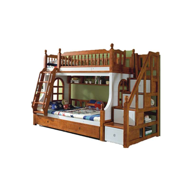 Solid Wood Bunk Bed Manufacturers