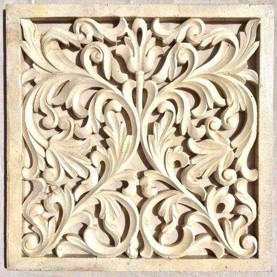 Solid Wood Carved Panel Manufacturers