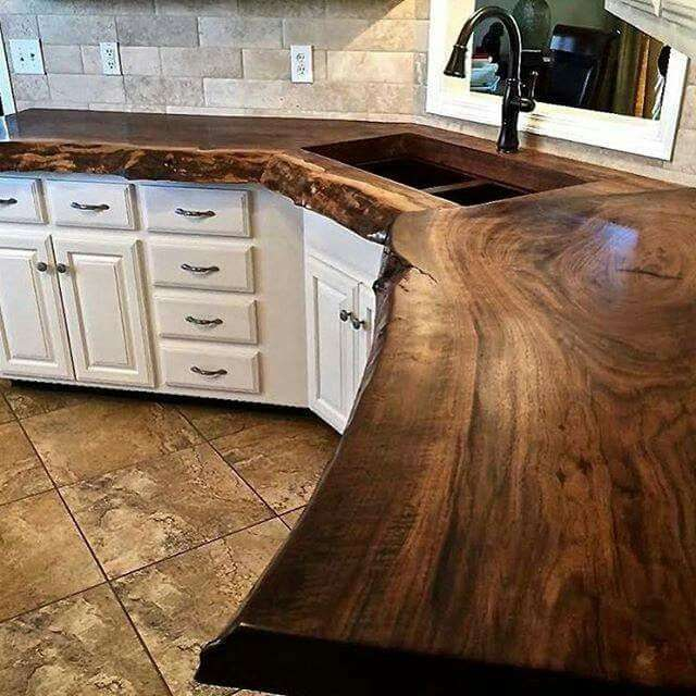 Solid Wood Countertop Manufacturers