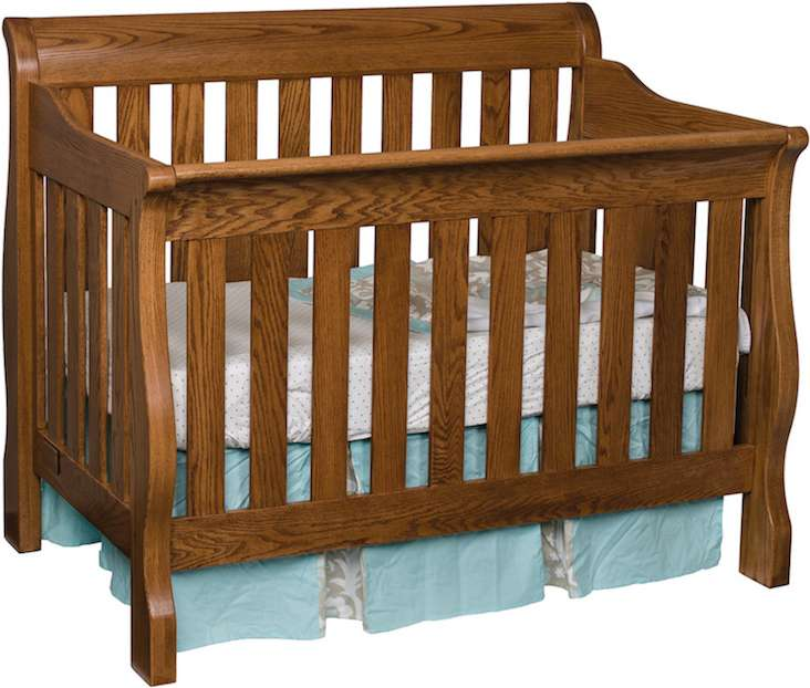 Solid Wood Crib Manufacturers