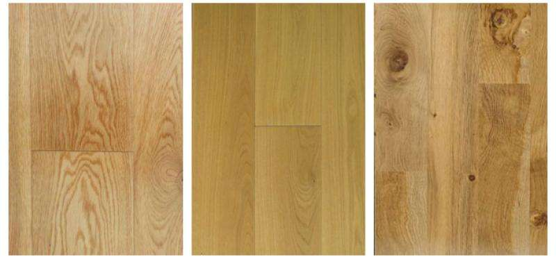 Solid Wood Flooring Grade Manufacturers