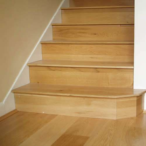 Solid Wood Flooring Stair Manufacturers