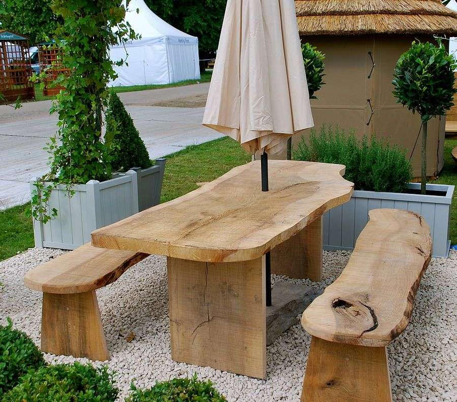 Solid Wood Garden Furniture Manufacturers
