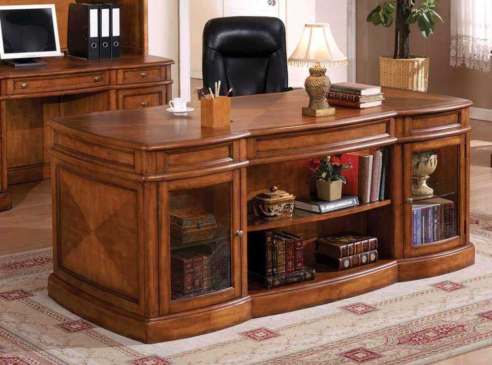 Solid Wood Home Office Desk Manufacturers