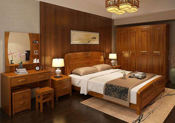 Solid Wood Hotel Furniture Manufacturers
