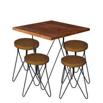 Solid Wood Restaurant Furniture Manufacturers
