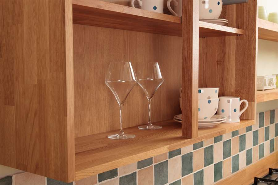 Solid Wood Wall Kitchen Cabinet Manufacturers