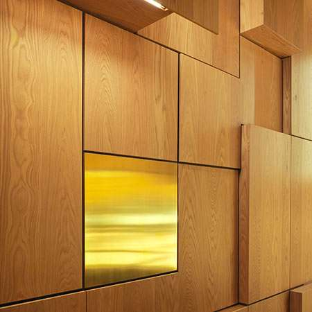 Solid Wooden Wall Lining Manufacturers