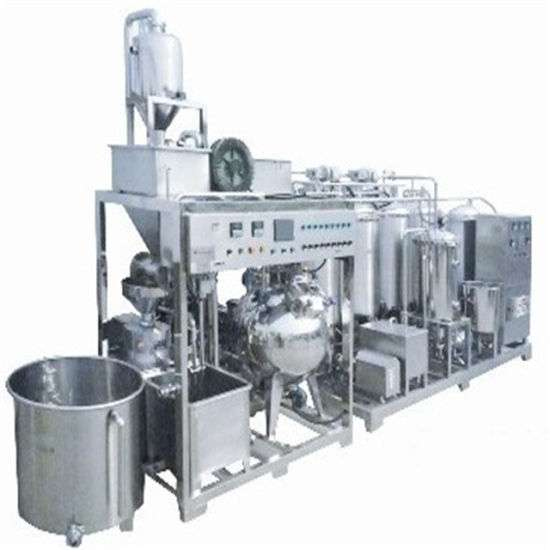 Soy Milk Line Manufacturers