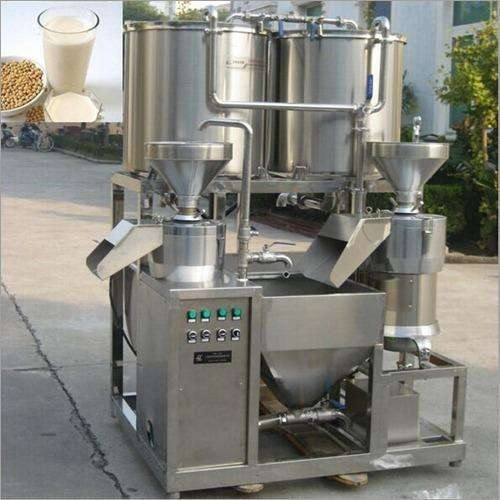 Soy Milk Machinery Manufacturers