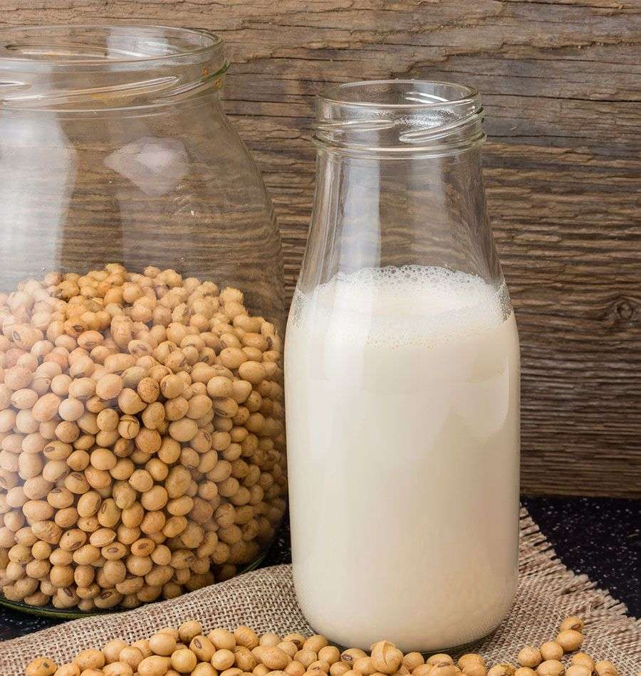 Soy Milk Raw Manufacturers