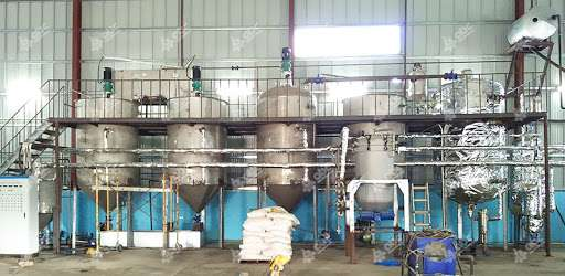 Soy Oil Refining Manufacturers