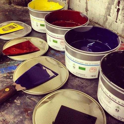 大豆印刷油墨 制造商