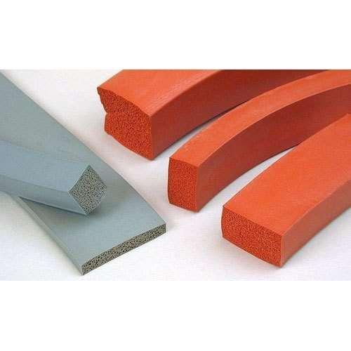 Sponge Rubber Silicone Manufacturers
