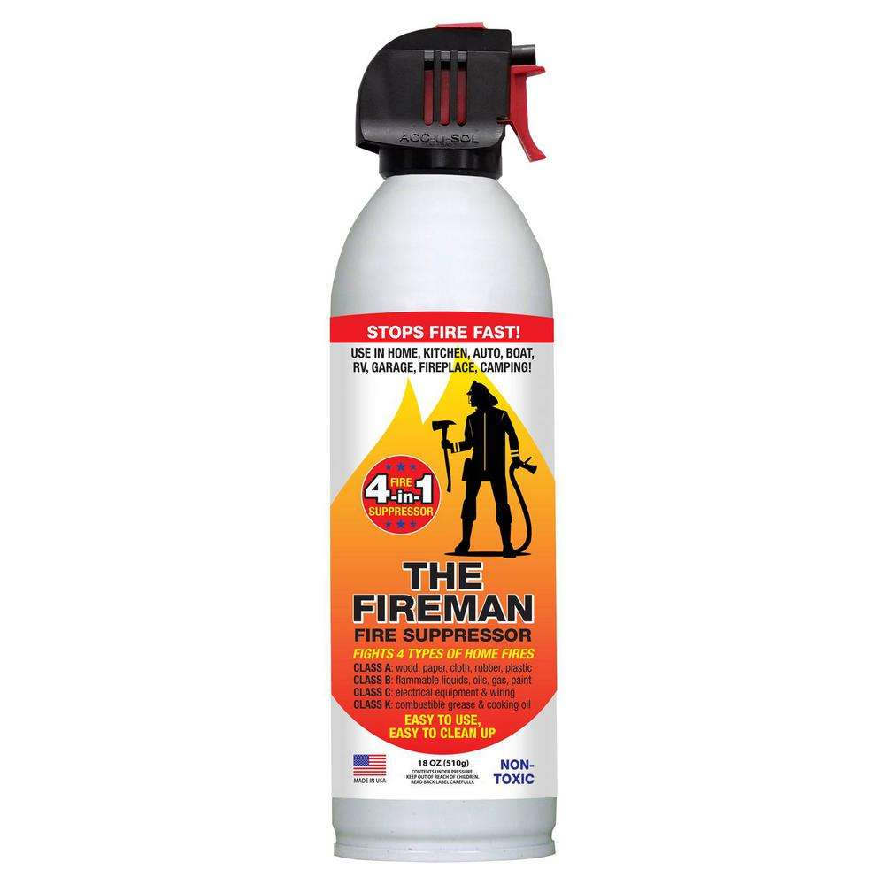 Spray Fire Extinguisher Importers