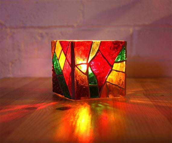 Stained Glass Candle Holder Manufacturers
