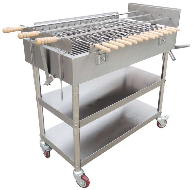 Stainless Barbecue Grill Manufacturers