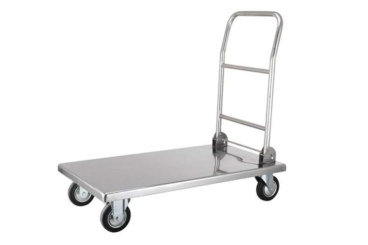 Stainless Platform Trolley Manufacturers