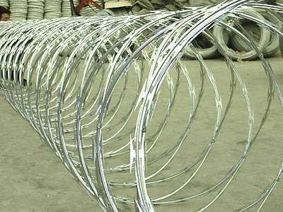 Stainless Razor Wire Manufacturers