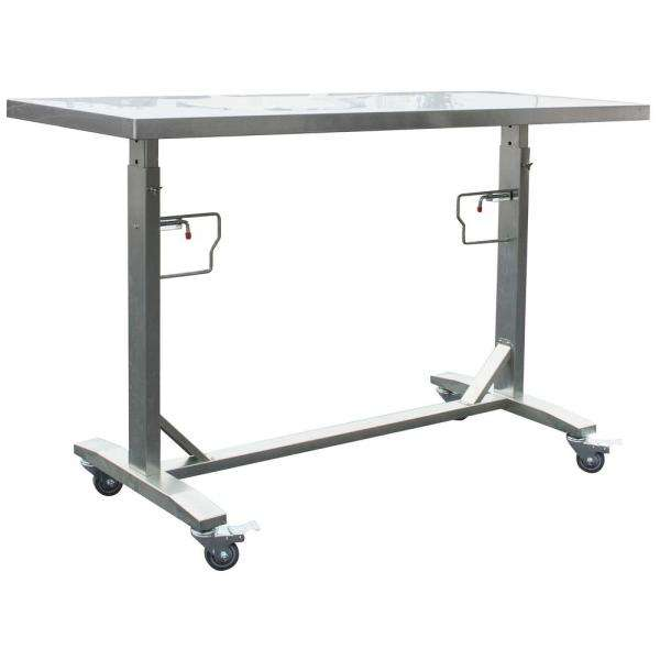 Stainless Steel Adjustable Table Manufacturers