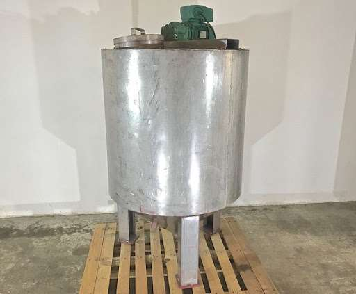 Stainless Steel Agitated Tank Manufacturers
