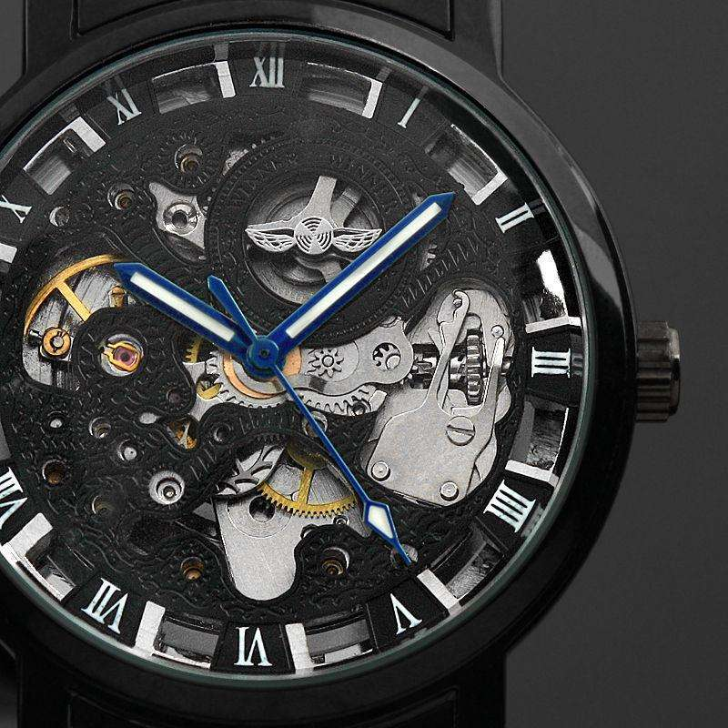 Stainless Steel Automatic Watch Manufacturers