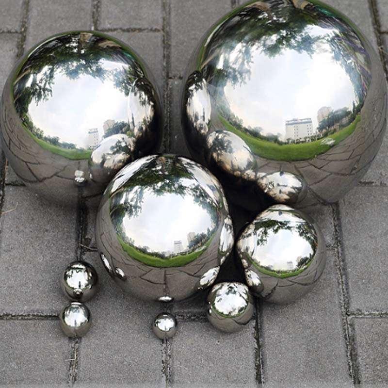 Stainless Steel Ball Garden Manufacturers