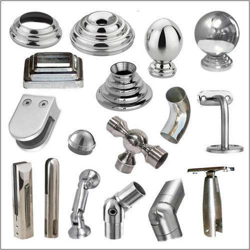 Stainless Steel Balustrade Hardware Manufacturers