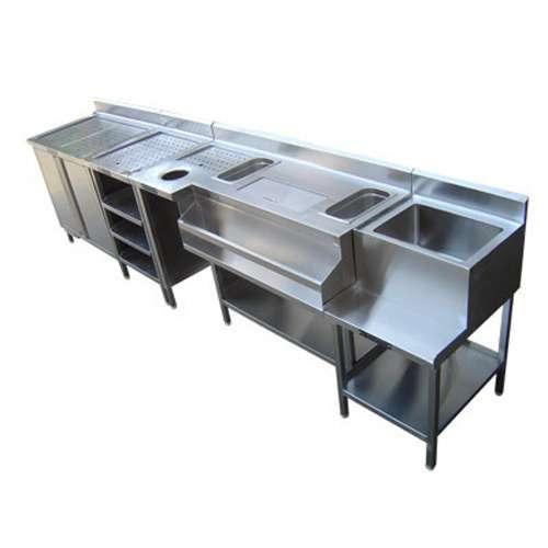 Stainless Steel Bar Equipment Manufacturers