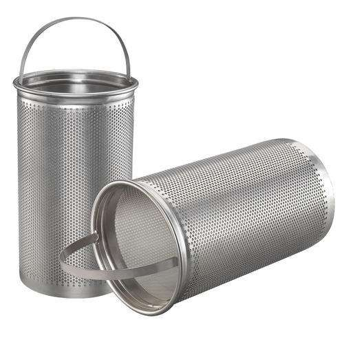 Stainless Steel Basket Filter Mesh Manufacturers