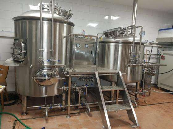 Stainless Steel Beer Equipment Manufacturers