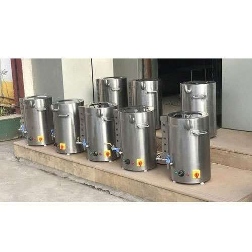 Stainless Steel Boiler Gas Manufacturers