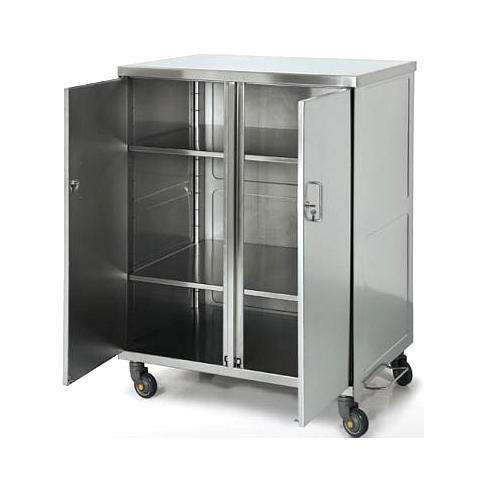 Stainless Steel Cabinet Trolley Manufacturers
