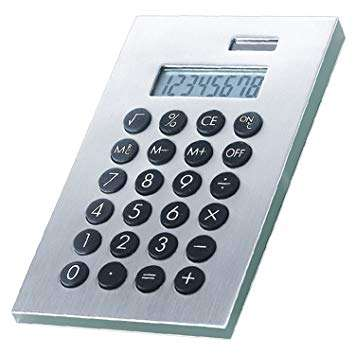 Stainless Steel Calculator Manufacturers