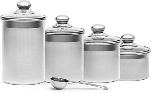 Stainless Steel Canister Kitchen Manufacturers