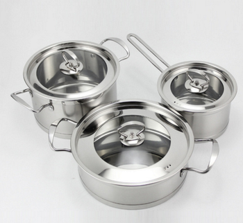 Stainless Steel Capsule Bottom Cookware Manufacturers