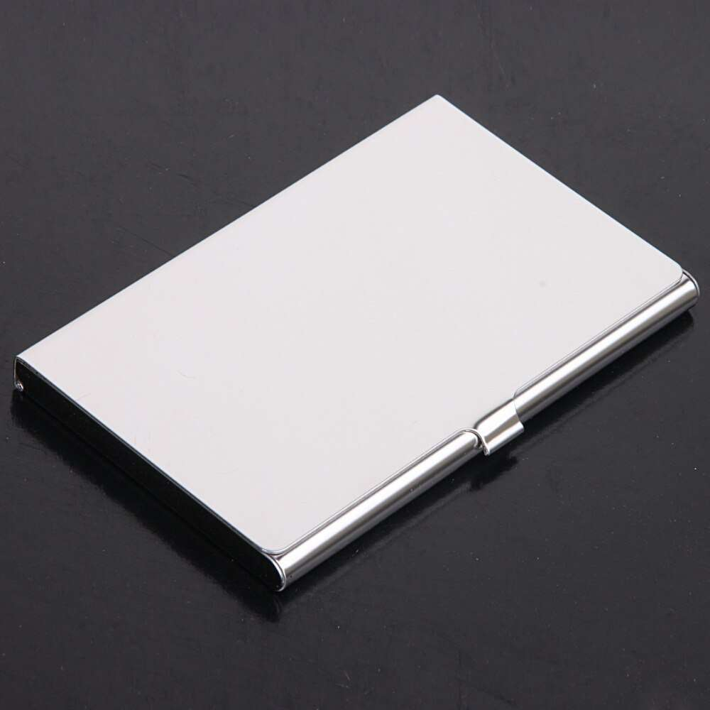 Stainless Steel Card Case Manufacturers