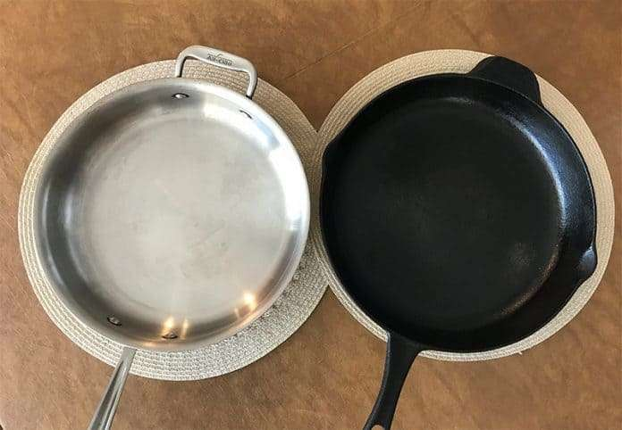 Stainless Steel Cast Iron Cookware Manufacturers