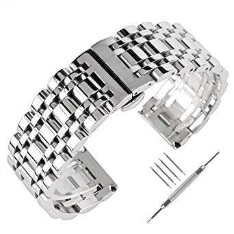 Stainless Steel Chain Bracelet Watch Manufacturers
