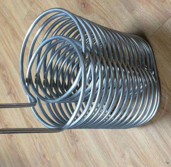 Stainless Steel Condenser Coil Manufacturers