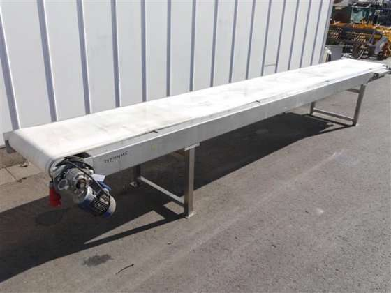 Stainless Steel Conveyor Manufacturers