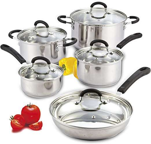 Stainless Steel Cook Pot Set Manufacturers