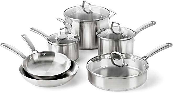 Stainless Steel Cook Set Manufacturers