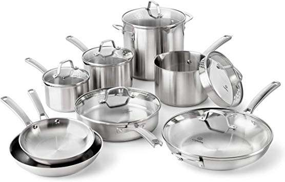 Stainless Steel Cook Ware Set Manufacturers