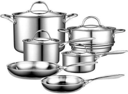 Stainless Steel Cook Manufacturers