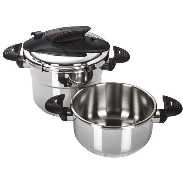 Stainless Steel Cooker Set Manufacturers